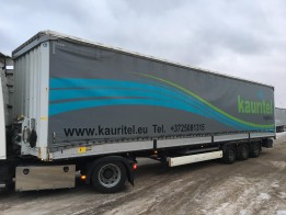 KRONE - SDP27/for 6x2 truck/MEGA (2013)