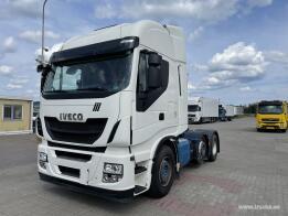 IVECO - STRALIS 440HP 6x2 (2016)