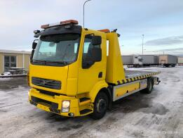 VOLVO - FL240 PUKSIIR 2xWINCH (2008)