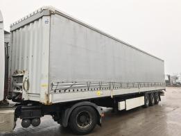 KRONE - SDP 27 NOR, 6x2 AUTOLE (2012)