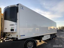 KRONE - SDR 27 EL4-S 6x2 AUTOLE, NOR (2018)
