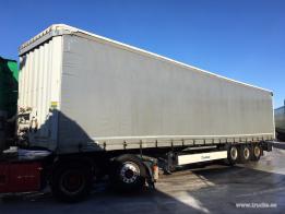 KRONE - SDP 27 KARDIN 6X2 AUTOLE (2016)