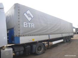 KRONE - SDP 27 TENT TIR (2008)