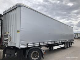 KRONE - SDP 27 ELP3-CS NOR, 6x2 autole  (2019)