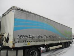 KRONE - SDP 27 NOR, 6x2 AUTOLE (2011)