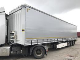 KRONE - SDP 27 NOR, 6x2 AUTOLE (2017)