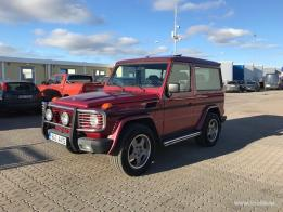 MERCEDES-BENZ - G350 DT (1994)