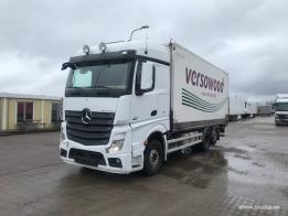 MERCEDES-BENZ - Actros 2551LS (walkingfloor 46m3) (2013)