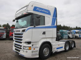 SCANIA - R560/6x2/Topliner (2013)