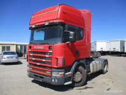 SCANIA - R420 (2001)