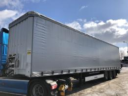 KRONE - SDP 27 NOR, 6x2 autole (2016)