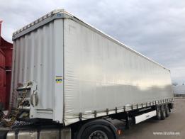 KRONE - SDP 27 ELP3-CS NOR for 6x2 truck (2015)