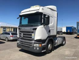 SCANIA - R450/retarder (2014)