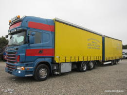 SCANIA - Scania volume  (2012)