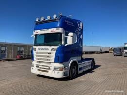 SCANIA - R500/4x2/Topliner (2013)