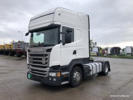 SCANIA - R450 Retarder (2017)