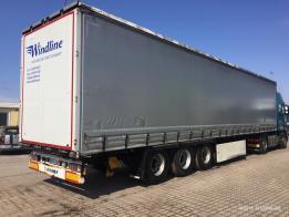 KRONE - SDP 27 ELP3-CS NOR for 6x2 truck (2013)